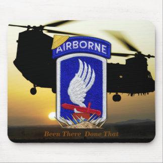 173rd airborne vietnam nam war vets mouse pad