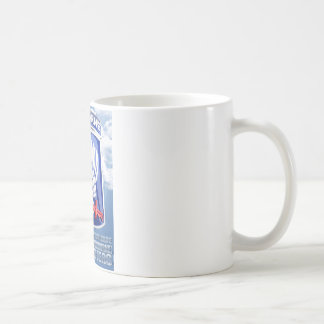 173RD Patch and T-11 Parachute Coffee Mug