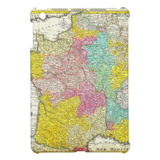 1741 Homann Heirs Map of France Geographicus F iPad Mini Covers