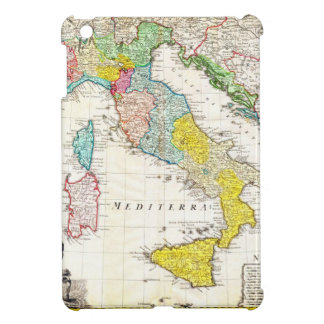 1742 Homann Heirs Map of Italy Geographicus Cover For The iPad Mini