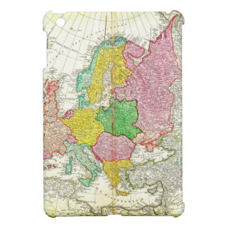 1743 Homann Heirs Haas Map of Europe Geographi Cover For The iPad Mini