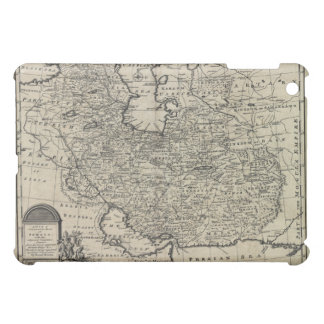 1747 New and Accurate Map of Persia Emanuel Bowen iPad Mini Cover