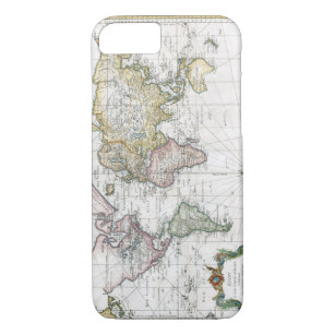 iphone 8 case world map