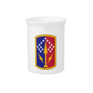 174o Brigada de la artillería de la defensa aérea Jarras De Beber