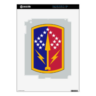 174th Air Defense Artillery Brigade iPad 2 Decals