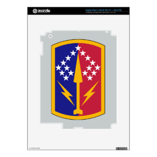 174th Air Defense Artillery Brigade iPad 3 Skins