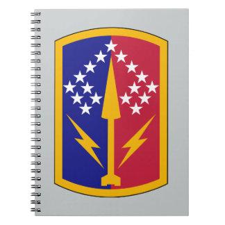 174th Air Defense Artillery Brigade Notebook