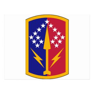 174th Air Defense Artillery Brigade Postcard