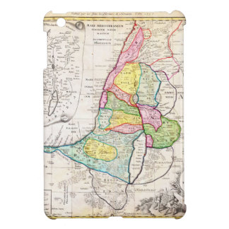 1750 Homann Heirs Map of Israel Palestine Holy Case For The iPad Mini