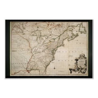 1755 map poster