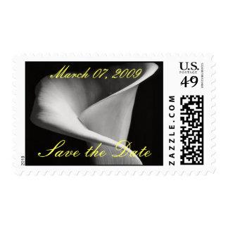 175907, ahorran la fecha, el 7 de marzo de 2009 sello