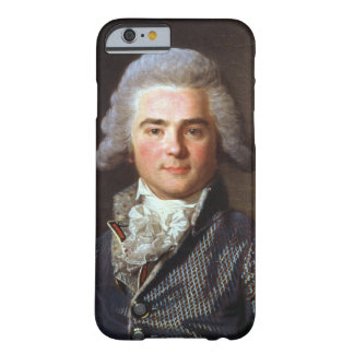 1759-1832) franceses de Jean-Baptiste-Jacques Funda Para iPhone 6 Barely There