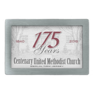 175th Anniversary Belt Buckle