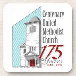175th Anniversary Coasters