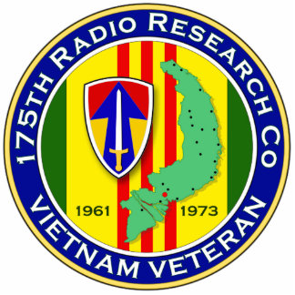 175th RRC 2 - ASA Vietnam Statuette