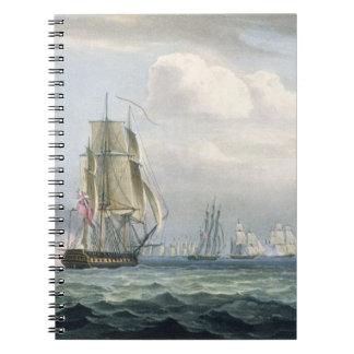 1764-1840) escuadrillas de sir Sidney Smith (que d Libros De Apuntes