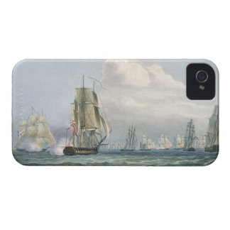 1764-1840) escuadrillas de sir Sidney Smith (que iPhone 4 Funda