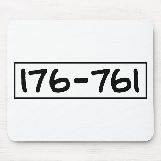 176-761 MOUSE PAD