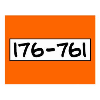 176-761 POSTALES
