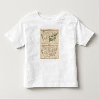 176 melocotones, nectarinas, albaricoques t-shirts