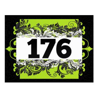 176 TARJETAS POSTALES