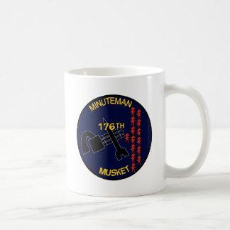 176th AHC Minuteman Musket Mug