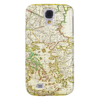 1771 Janvier Map of Greece Turkey Macedonia anda Samsung Galaxy S4 Covers