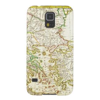 1771 Janvier Map of Greece Turkey Macedonia anda Galaxy S5 Covers