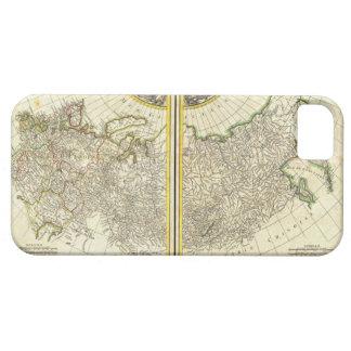 1771 Rigobert Bonne Map of Russia iPhone 5 Cases