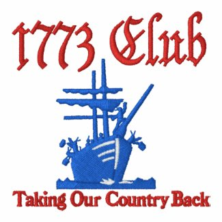 1773 Club Polo Shirt White embroideredshirt