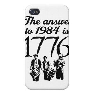 1776 $40.95 iPhone 4 Case