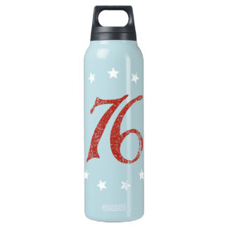 1776 American Revolution Liberty Bottle 16 Oz Insulated SIGG Thermos Water Bottle