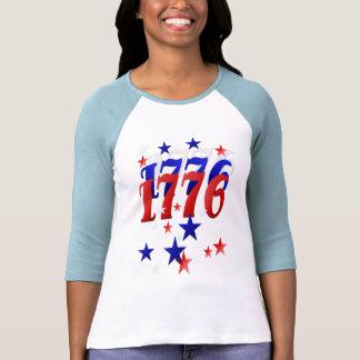1776 camisetas