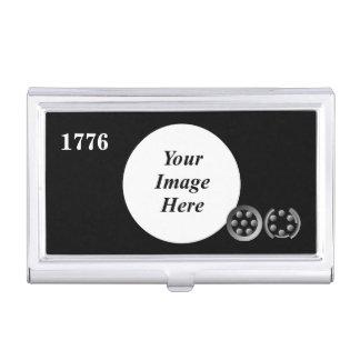 1776 centesimal cajas de tarjetas de visita