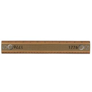 1776 centesimal regla de arce