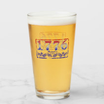 1776 Independence Glass