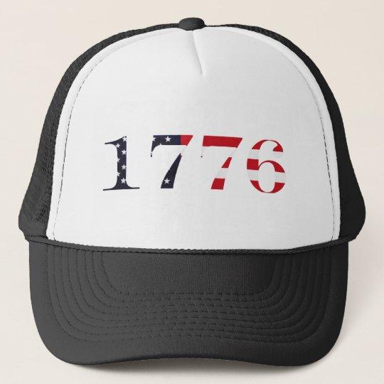 1776 Logo Trucker Hat