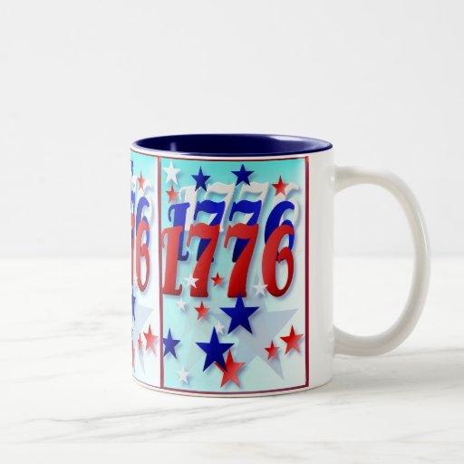 1776  Mugs