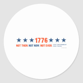 1776 ETIQUETA REDONDA