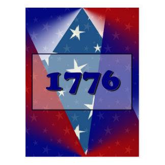 1776 POSTCARDS