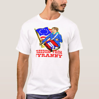1776 Revolutionary War Freedom From Tyranny T-Shirt