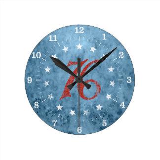1776 Vintage Distressed Clocks