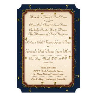 1776 Wedding Collection (Ceremony Invite) Custom Invite