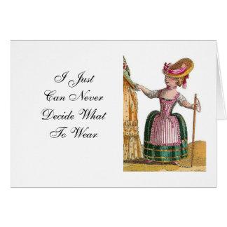 1778-Bourgeois I JustCa... Card