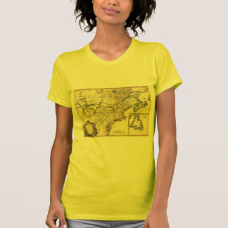 1778 Map of Canada and the United States T Shirt