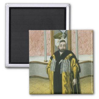 1779-1808) sultanes de Mustapha IV (1807-8, 'de un Imán Cuadrado