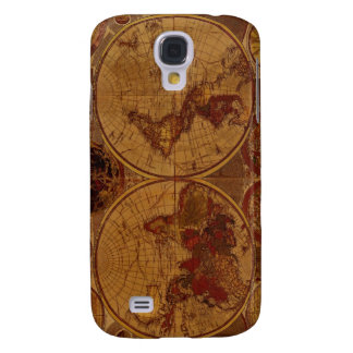 1780 Carington Bowles World Map iPhone Case