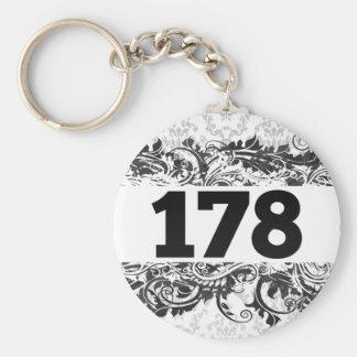 178 KEYCHAINS