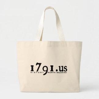 1791.us logo bag