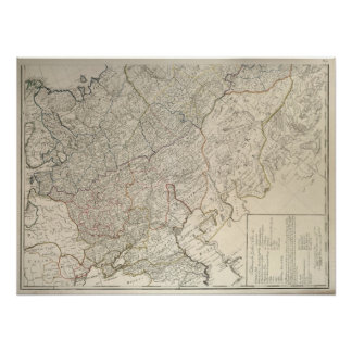 Russian Map Posters Zazzle - Russian map
